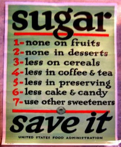 Lower Your Sugar Intake